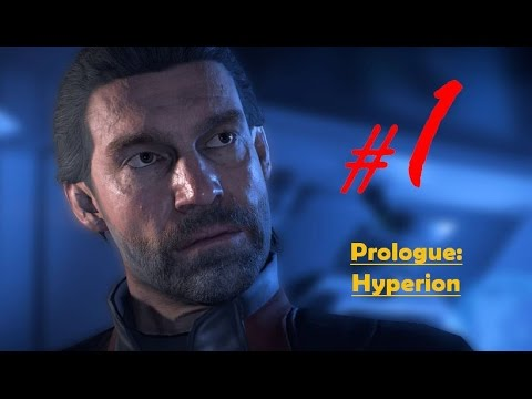 Mass Effect Andromeda - Hyperion | Check Sister, Investigate malfunction, Locate Fault