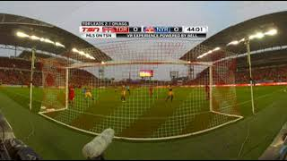Bell VR Experience: Giovinco's Late 1st Half Scoring Chance