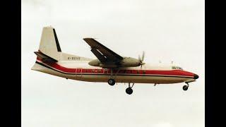 Flying Friendship - The Fokker F27 and Fokker 50