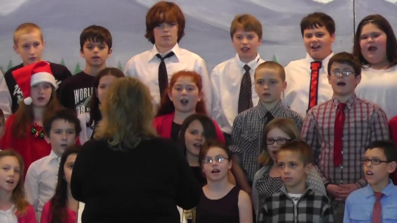 RPES Christmas Program  12-16-13
