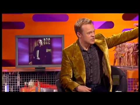 The Graham Norton Show 2009 S5x05 Patsy Kensit & Roberto Benigni Part 1. YouTube