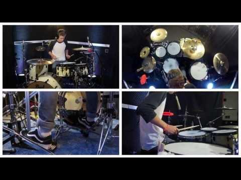 Damnit Duke! ft. Wax, Sahtyre & Matik | DFD | PlutoDrums Drum Cover