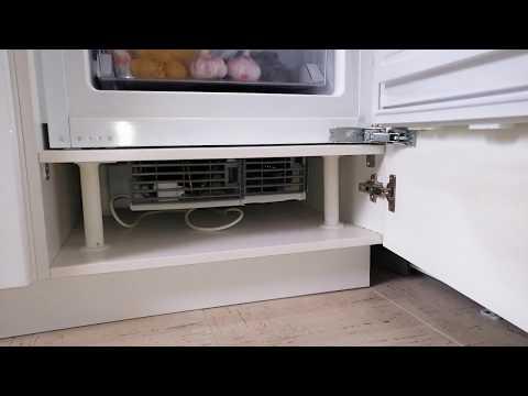 Как умирают встроенные холодильники и как им помогают проектировщик мебели...