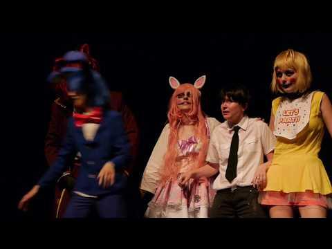 """Tanibata 2015 - Пять ночей с Фредди-2 (полное выступление) Команда """"Arashi No Yoru Ni"""""""