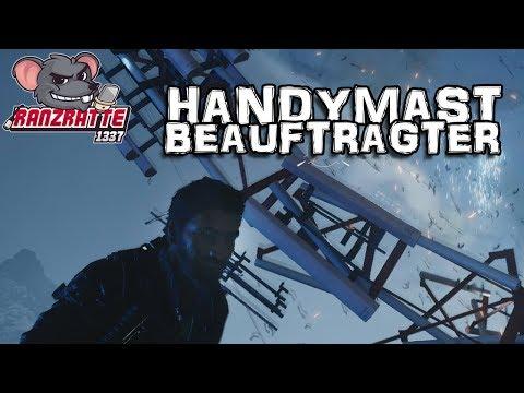 HANDYMAST BEAUFTRAGTER 🕹️ Just Cause 4 #01 | Ranzratte1337 |