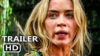A QUIET PLACE 2 Official Trailer (NEW, 2020) Emily Blunt, Cillian Murphy Movie HD