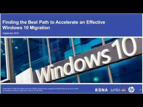 Juriba: Finding the Best Path to Accelerate an Effective Windows 10 Migration