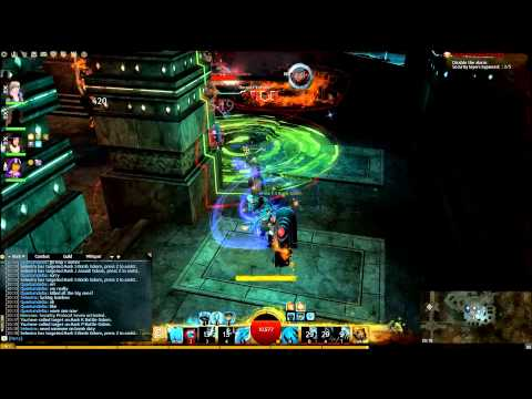 Guild Wars 2 - Crucible of Eternity Exploration Mode - Submarine Console