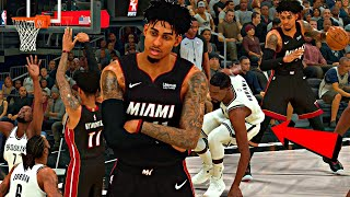 NBA 2K20 MyCAREER: The Journey #41 - DOWN TO THE LAST SHOT ANKLE BREAKER ON KD! CRAZY 4TH QTR ENDING