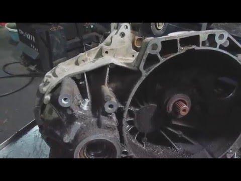 Volkswagen Sharan. фольксваген шаран ремонт кпп