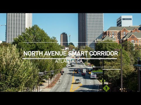 North Avenue Smart Corridor