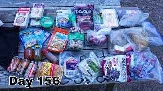 156 PCT - The Longer you Hike the More you LOVE Food!