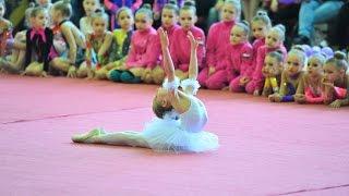 Белый  лебедь, Бут Дарина, 2006 г.р., постан. Колокот А.И.