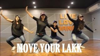 Move Your Lakk Dance Performance Noor Sonakshi Diljit Dosanjh Ritu 39 S Dance Studio Surat