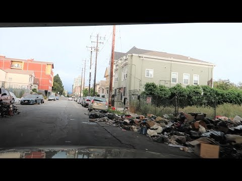 WORST HOODS OF OAKLAND, CA