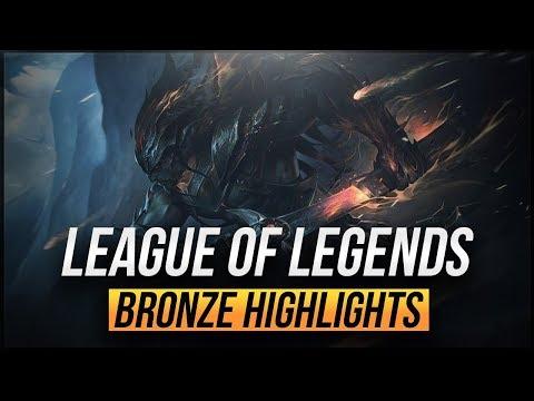League of Legends Bronze Funny Moments #3