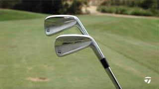 P790 vs. P770 Irons | TaylorMade Golf