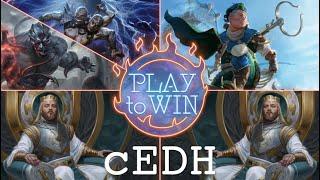 WHO PLAYS THE BEST PERSONAL DECK - TEVESH SZAT/KRAUM vs KINNAN vs KENRITH vs KENRITH - cEDH GAMEPLAY