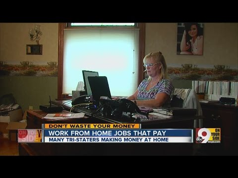 Best Work From Home Jobs In 2016 Youtube