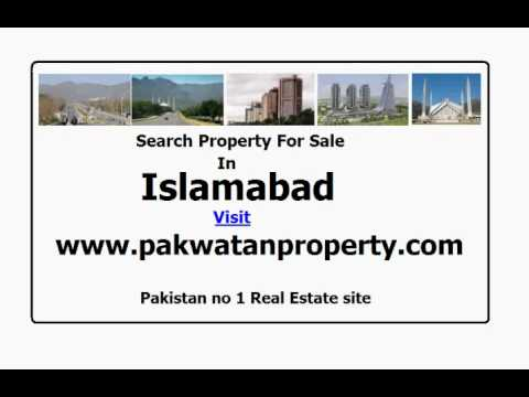 House for sale in Burma Town Islamabad