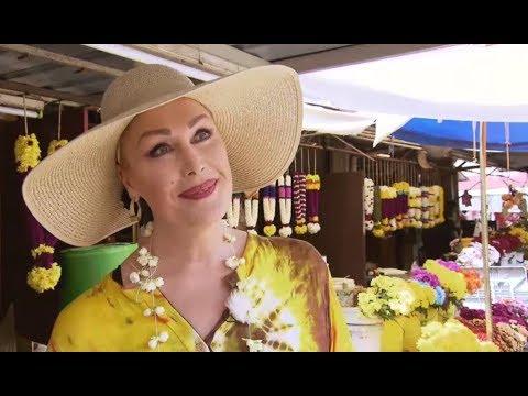 "Gloria Gray ""Verrückt nach Meer"" in Singapur, Malaysia, Myanmar, Sri Lanka und Oman - ARD 2018"