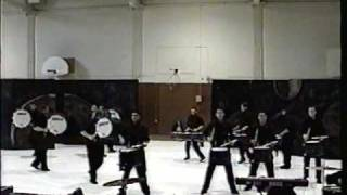 Golden Valley High School 2001 Winter Percussion
