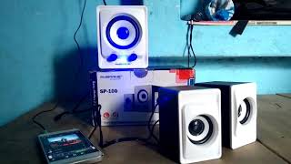 Ambrane sp 100 speaker review