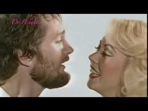 Kenny Everett and Debbie Linden - Black Stockings and Suspenders
