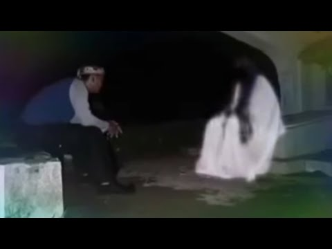 10 Scary Ghost Videos, You Will Regret if You Don't See Them!