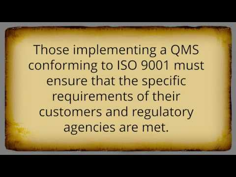 ISO 9001:2015 Consulting - Frequently Asked Questions Pt 1