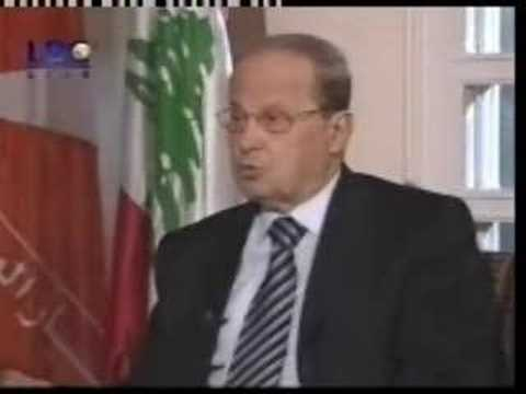 Aoun : Islamists killed Rafic Hariri