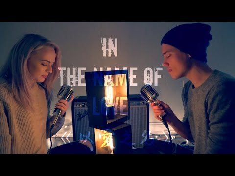 ▲ In The Name Of Love《以愛之名》-Leroy Sanchez & Madilyn Bailey Cover 中文字幕▲