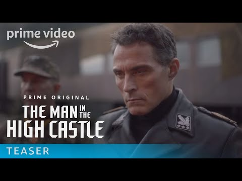 The Man In The High Castle to end with season four