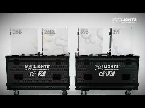 PROLIGHTS OMEGAPIX rental LED screens