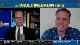 Head Coach Jedd Fisch talks Arizona Football on The Paul Finebaum Show