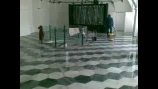 Renovace podlah s následnými ochrannými nátěry