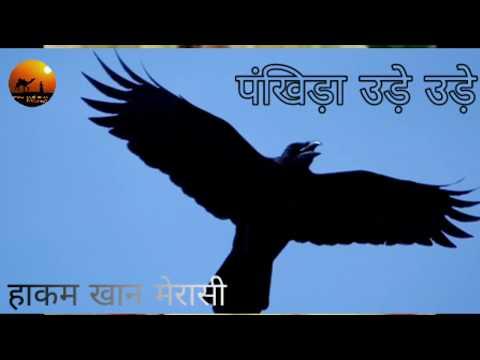 पंखिड़ा उड़ी उड़ी जाए!! हाकम खान मेरासी!! 2018 नया धमाकेदार मारवाड़ी विवाह बाड़मेर जैसलमेर गीत