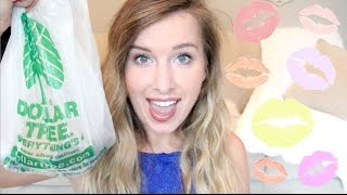 Dollar Tree Makeup Challenge // $11 Full Face Makeup Try-On