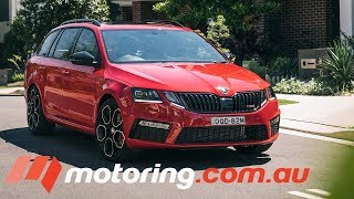 2018 Skoda Octavia RS 245 Review | motoring.com.au