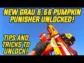 "NEW ""Pumpkin Punisher"" GRAU 5.56 UNLOCKED And Tips And Tricks On How To Unlock! (Modern Warfare)"