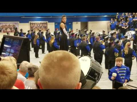 Butler County High School Home Show Performance