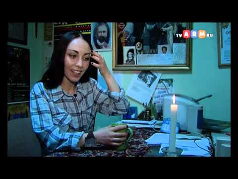 Актриса МосАрмТеатра Зита Бадалян на ТВАРМ РУ