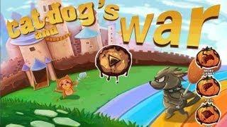 Cat vs Dog игра на Android
