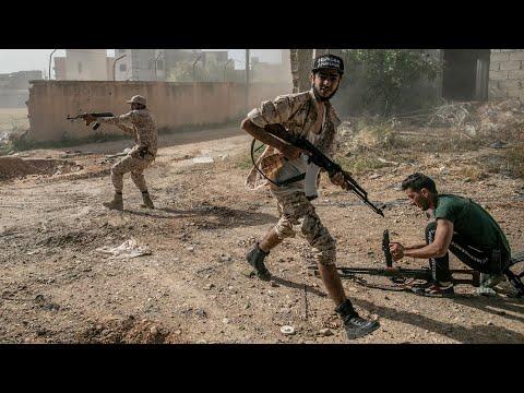 Israel Is Involving Itself In Libya's Civil War. Why?