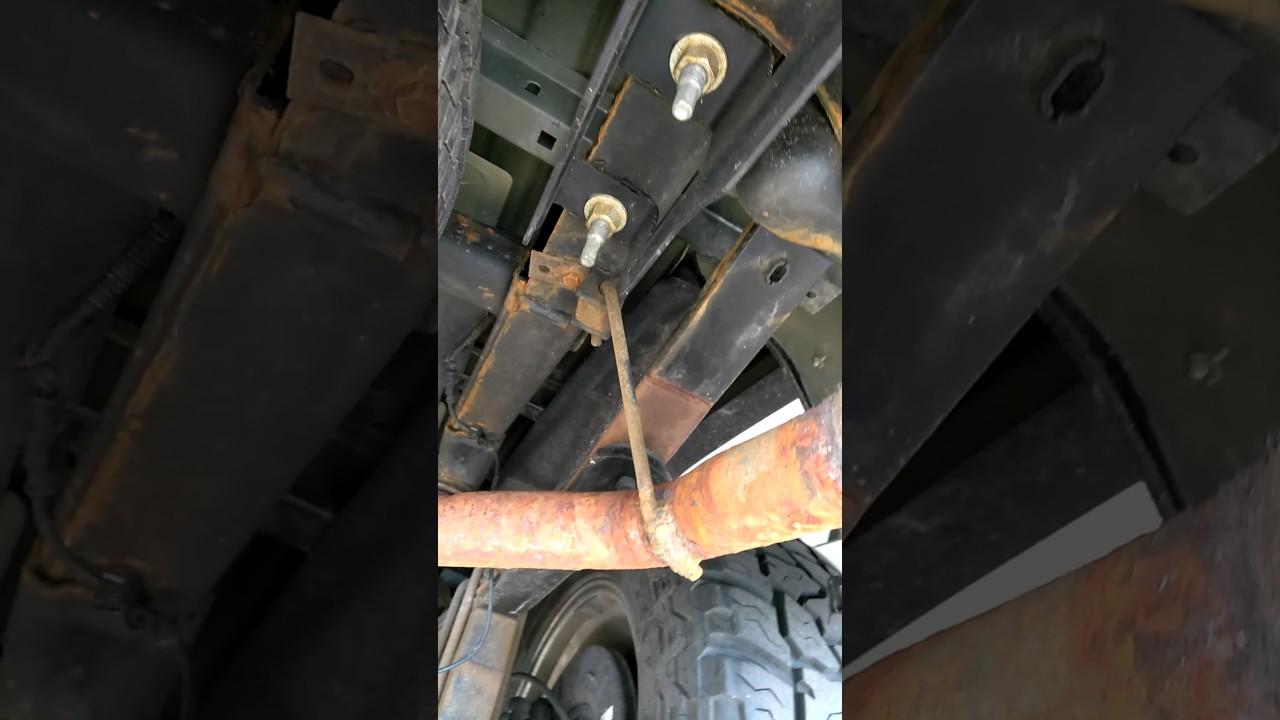 exhaust hangers keep breaking cat backs custom exhaust see meineke cinnaminson for the fix