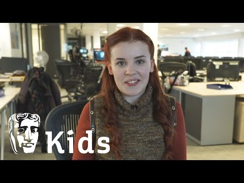 60 Seconds with... Wolfblood's Leona Vaughan  BAFTA Kids