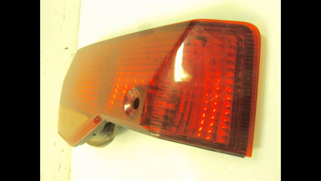 2000 Honda Accord Rear Rh Tail Lamp Light On Trunk Ahparts Used Acura Lexus Oem