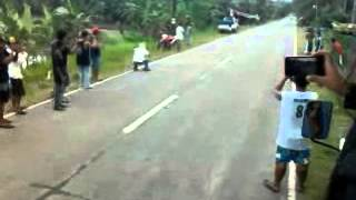 DRAG RACING: MAASIN vs. BAY-BAY