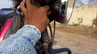 Tvs Xl100 बिना चाबी के Start कर सकते है । By ( RAJU G ) In Hindi.?