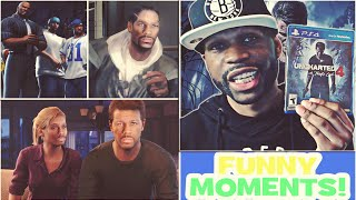 Funny Moments Montage Vol. 35! - Def Jam, True Crime New York, Uncharted 4 and More! - Suge Knight!